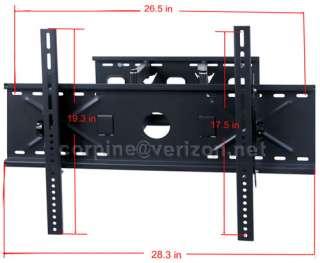 Full Motion LCD Plasma Tilt Swivel TV Wall Mount 32 37 40 42 47 50 52