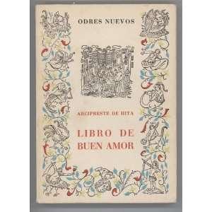 (Odres Nuevos) (9788470390265): Juan Ruiz Arcipreste De Hita: Books