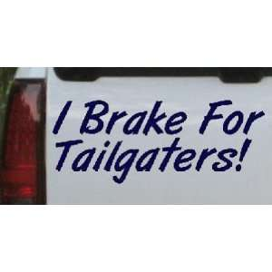 for Tailgaters Funny Car Window Wall Laptop Decal Sticker Automotive