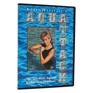 Water Works Aqua Attack DVD Books & Videos Sports