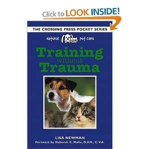 Natural Pet Care TrainingTrauma (Crossing Press Pocket