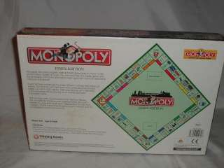 Essex Monopoly NEW SEALED England UK Great Britain United Kingdom