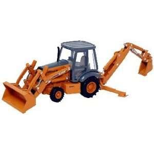 50 Case 580 Super M Series II Tractor Loader Backhoe: Toys & Games