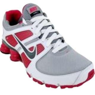 Nike Womens Shox Turbo + Plus Training Shoes Pk 407268