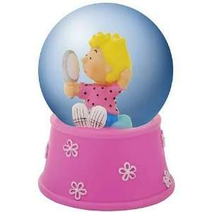 Peanuts Sally with Mirror Water Globe: Toys & Games