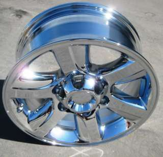 NEW 16 FACTORY TOYOTA SEQUOIA TUNDRA TACOMA OEM CHROME WHEELS RIMS