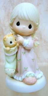 PRECIOUS MOMENTS Sugar Town Set/6 Doctor Office 184187