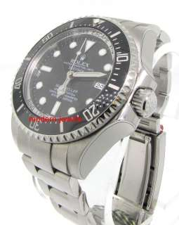 Rolex 116660 Sea Dweller Deep Sea DEEPSEA Mens Watch !!