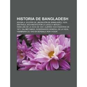 Historia de Bangladesh Bengala, Guerra de Liberación de