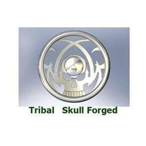 Skull Tribal Full Wrap Billet Steering Wheels Automotive