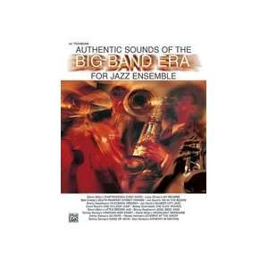 00 TBB0014 Authentic Sounds of the Big Band Era Musical Instruments