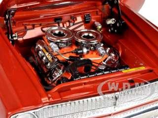 Plymouth Belvedere Sedona Orange die cast car model by Highway 61