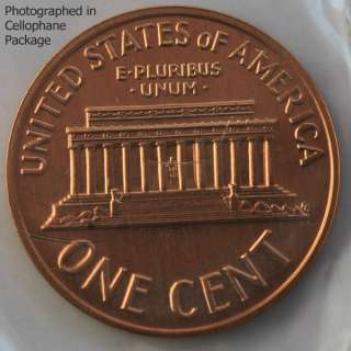 1963 P Lincoln Penny One Cent Proof U.S. Mint copper 1c