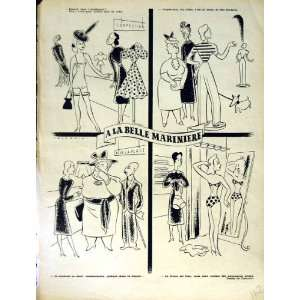 LE RIRE FRENCH HUMOR MAGAZINE LADIES SHOPPING CLOTHES: Home & Kitchen
