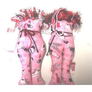 Dammit Doll   Princess Tomboy by The Pink Ribbon Link: Home & Kitchen