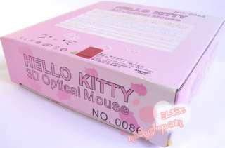 2010 NEW SANRIO DOLPHIN HELLO KITTY USB OPTICAL MOUSE