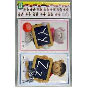Key Education Publishing Alphabet Bears Toys & Games