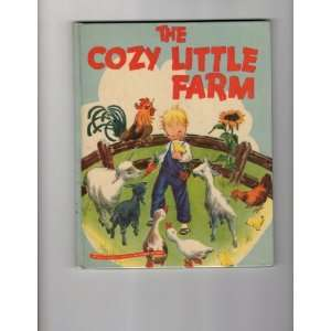 The Cozy Little Farm Louise Bonino, Angela Books