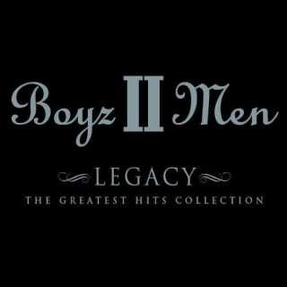 Boyz II Men   Legacy Greatest Hits Collection Boyz II Men