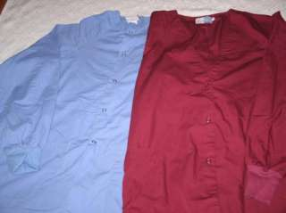 Pieces Medical Scrub Size XS & S, Dickies, Blue Angel, MedForce