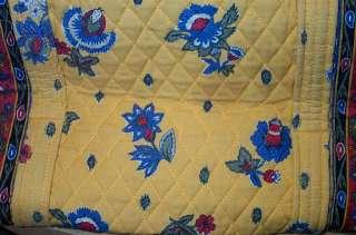 Vera Bradley French Yellow Small Duffel Bag