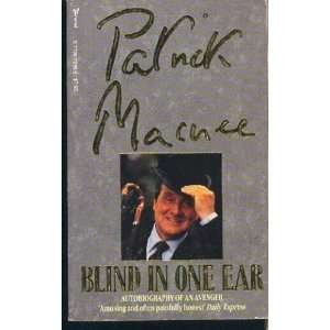 in One Ear The Avenger Returns (9780916515850) Patrick Macnee Books