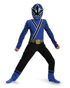 Power Rangers Samurai   Blue Ranger   Standard