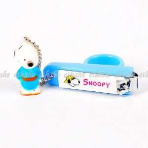 Peanuts Gang Snoopy Manicure Nail Care Clipper Beauty