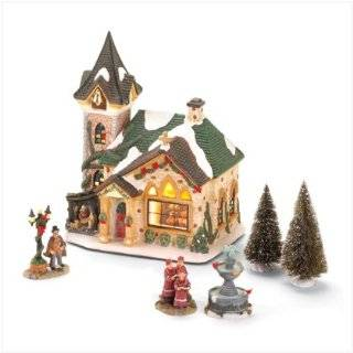 Holiday Treasures   Christmas Villages