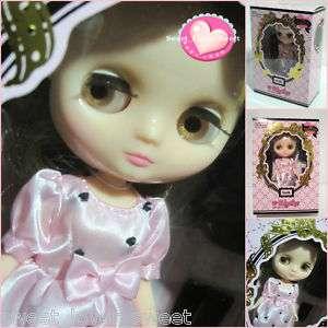 TAKARA Middie Midi Blythe Doll Little Lilly Lily Brown Milk CWC