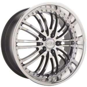 20x8.5 Privat Bremsen (Black) Wheels/Rims 5x114.3