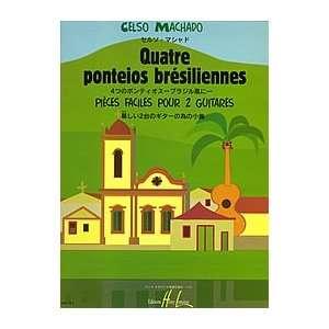 Ponteios Bresiliennes (4) (9790230948944) Books