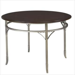 Home Styles Bordbeaux Round Birch Dining Table 095385810863