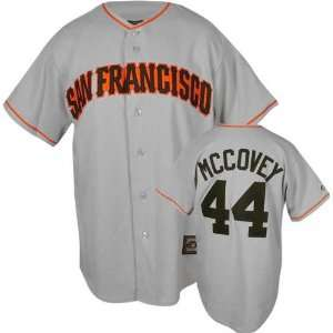 Willie McCovey San Francisco Giants Autographed Replica Jersey