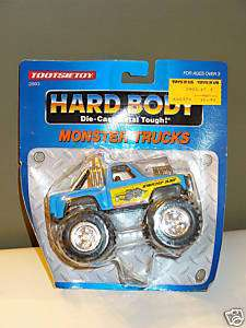 Tootsietoy Hard Body Swamp Rat Ford F150 Blister 1992