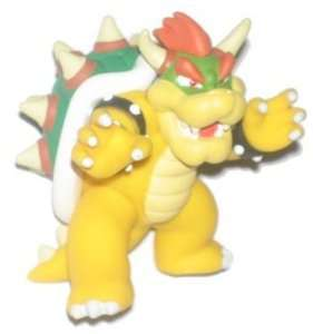 Nintendo Super Mario Galaxy King Koopa Trading Figure 30395