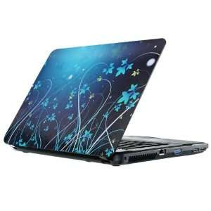 Laptop Notebook Skin Sticker Cover Art Decal (Blue Night