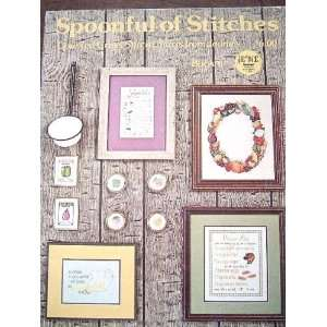 (Counted Cross Stitch Charts from Jeanes, Book 6): Multiple: Books