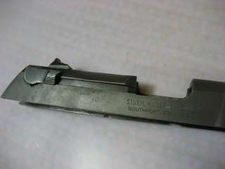 STURM, RUGER & Co P85 PISTOL parts SLIDE ASSEMBLY old vintage