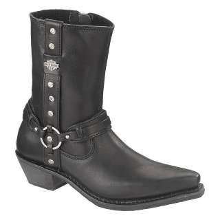 HARLEY DAVIDSON ROCHELLE WOMENS BOOT SHOES ALL SIZES