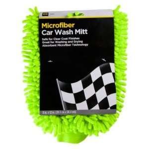 DG Auto Microfiber Car Wash Mitt Automotive