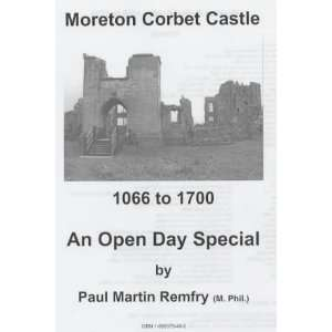 1700 An Open Day Special (9781899376407) Paul Martin Remfry Books