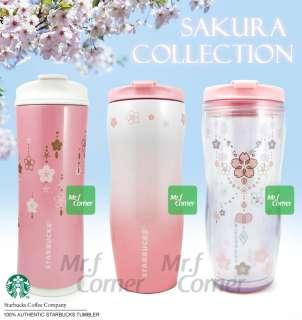 star510_511_514 starbucks cherry blossom pink sakura stainless tumbler