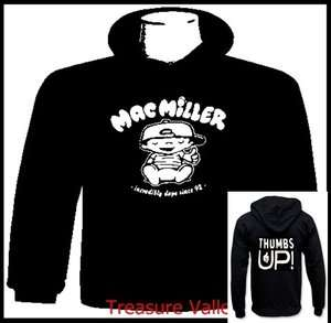 Mac Miller Knock Knock Rap Hip Hop Hoodie T Shirt