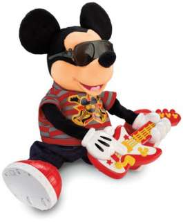 Fisher Price Disney Rock Star Mickey 027084935349