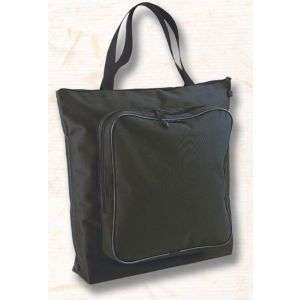 NEW BLACK SCRAPBOOK SUPPLIES CARRY ALL TOTE