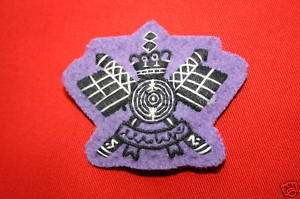 OMAN OMANI SPECIAL FORCES CLOTH BERET BADGE COTTON