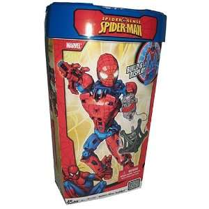 Mega Bloks Spider Man Build A Figure Toys & Games