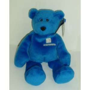 Treasures Detroit Lions Football NFL Plush Bear   Charlie Batch #10