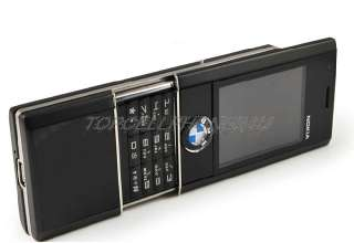 Edition BMW X6 Slidephone Stainless Steel 8800 Unlocked CELL PHONE